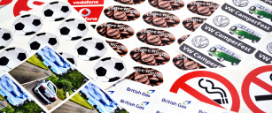 Glossy Stickers | www.stickersinternational.us